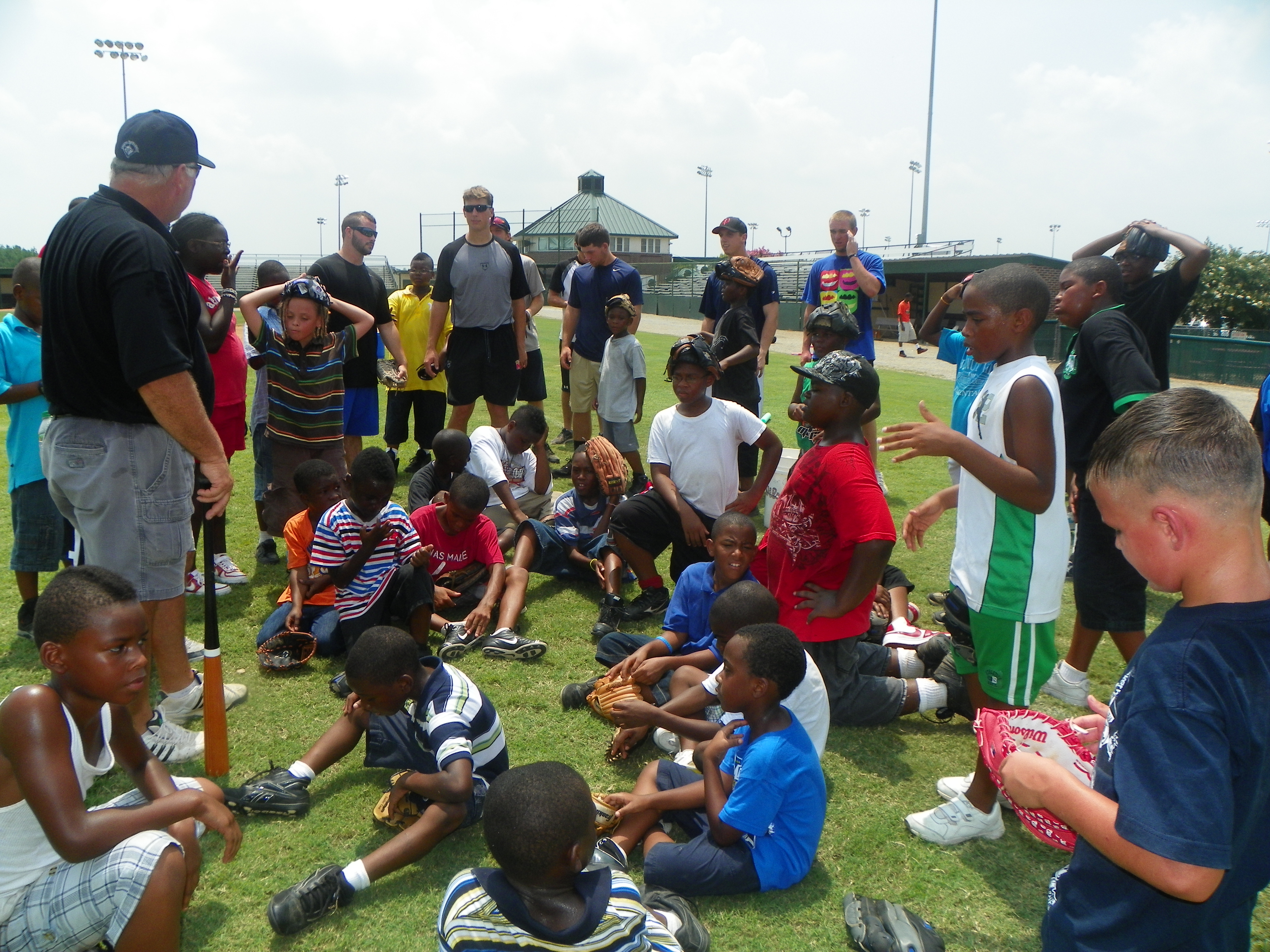 Petersburg Generals Baseball Camp