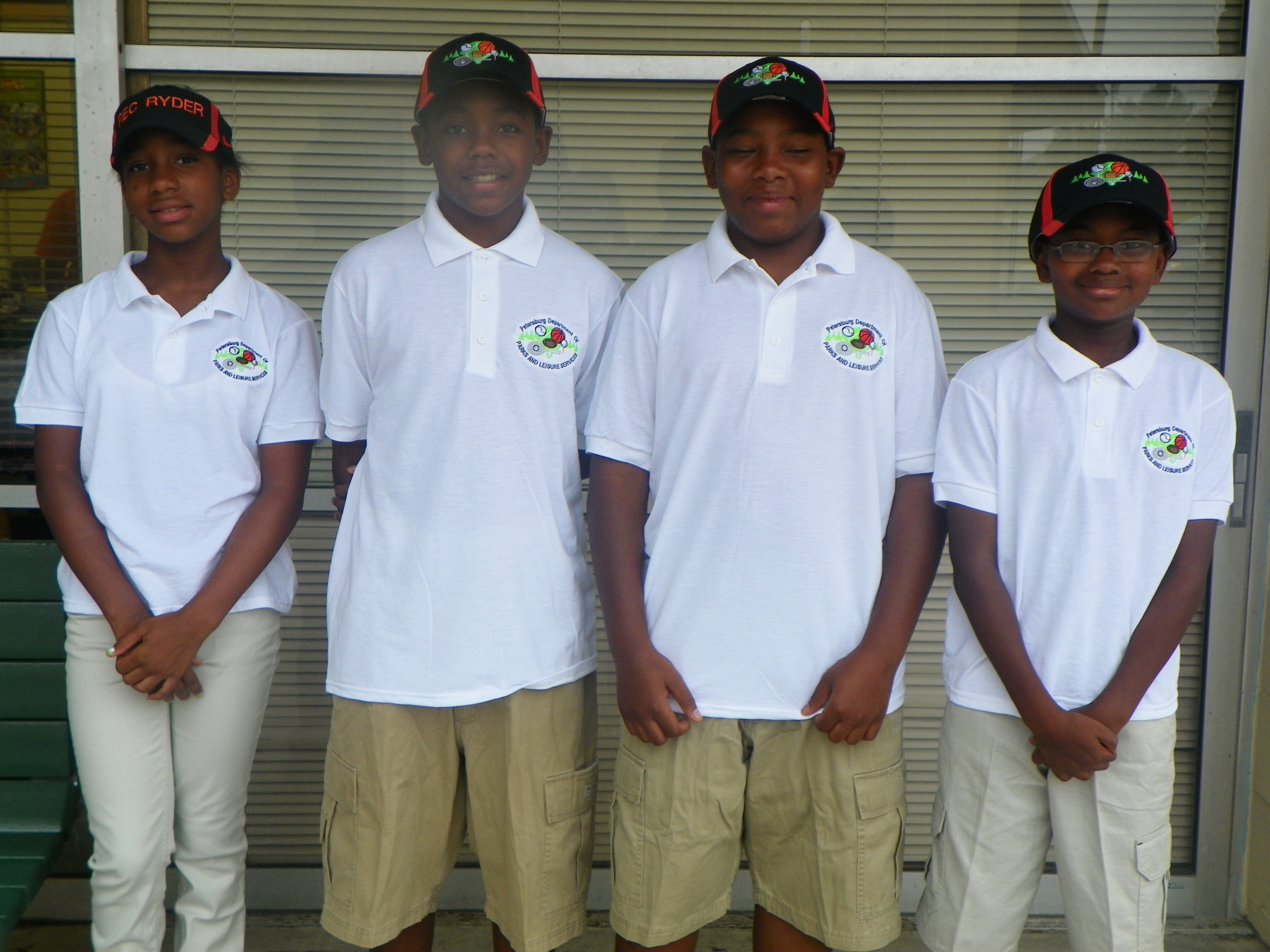 Petersburg Jr. Golfers compete in Tournament