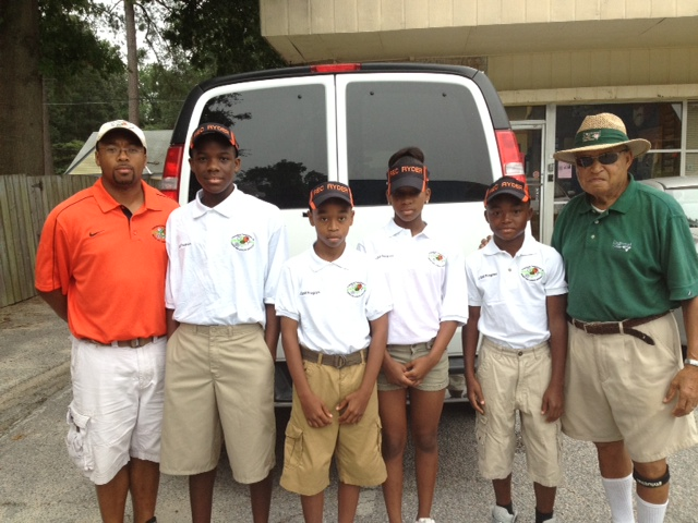 Petersburg Jr. Golfers